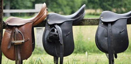 Productos para el cuidado y la monta de caballos - Silla montar caballo ...