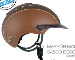 CASCO-PARA-JINETE-CASCO-MISTRALL-NEW-MARRoN-T.54-56