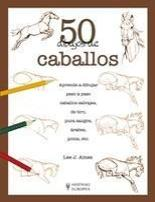 50-dibujos-de-caballos-de-Lee-J.-Ames