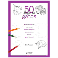 50-dibujos-de-gatos-de-Lee-J.-Ames