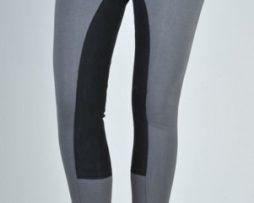 Pantalon-HKM-de-algodon-para-mujer-T40-BLANCO