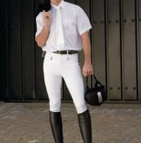 Pantalon-para-caballero-de-algodon-blanco-T40